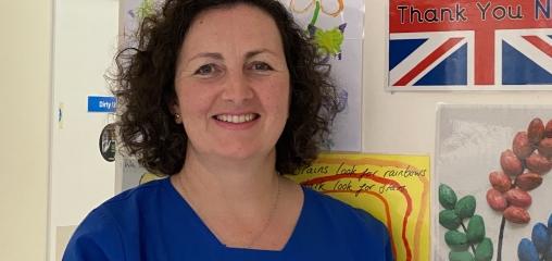 Your Path in Research: Lynn MacDiarmid