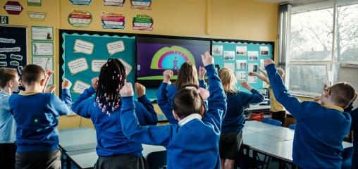 Active school researchers support BBC campaign