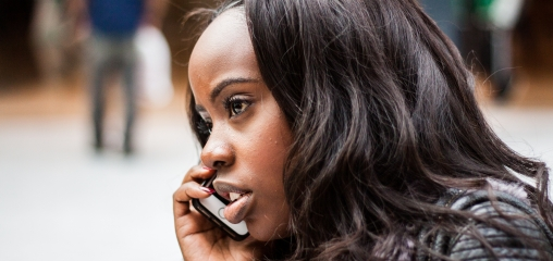 Phone or video call therapy improves health anxiety and saves money, study finds