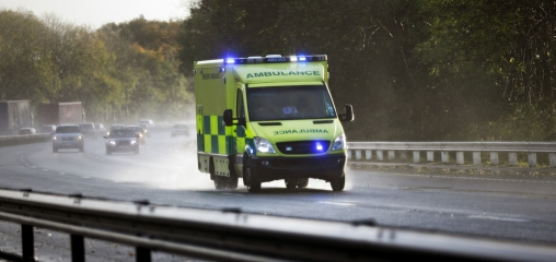 East Midlands paramedic sets up research network