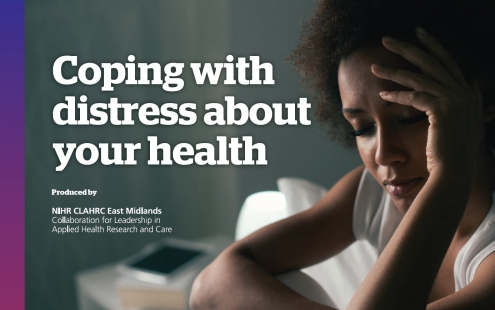 Coping with distress about your health