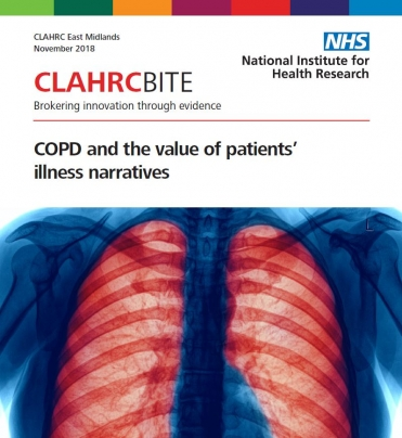 COPD and the value of patients' illness narratives