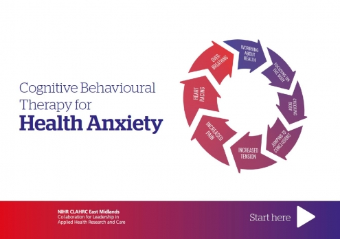 Cognitive Behavioural Therapy for Health Anxiety