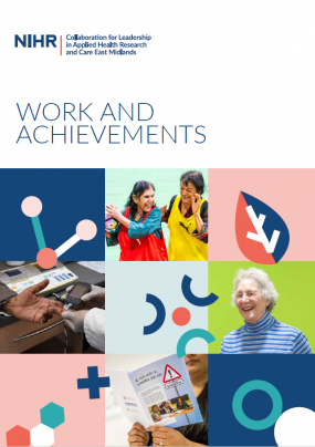 CLAHRC EM work and achievements