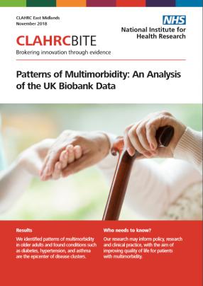 Patterns of Multimorbidity: An Analysis of the UK Biobank Data