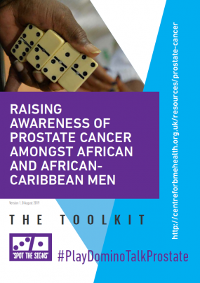 Raising awareness of Prostate Cancer amongst African and African-Caribbean Men