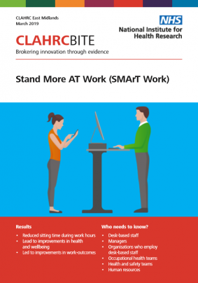 Stand More AT Work (SMArT Work)