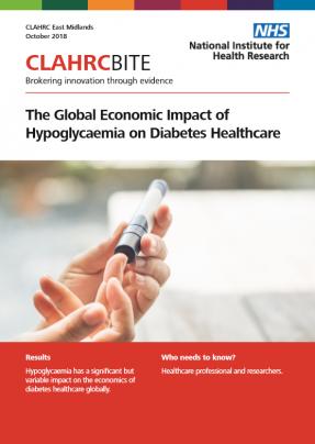 The Global Economic Impact of Hypoglycaemia on Diabetes Healthcare